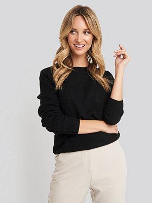 Sparkz Pure Cashmere O-Neck Pullover svart