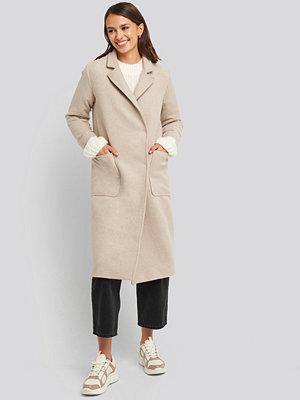 Trendyol Yol Front Coat beige