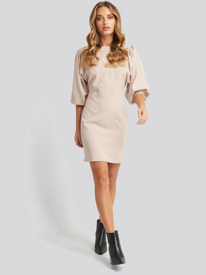 Trendyol Shoulder Detail Mini Dress rosa
