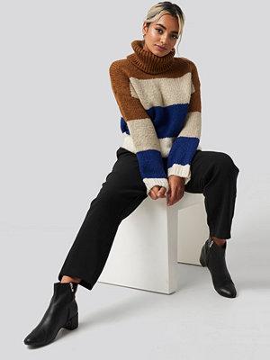 Trendyol Blocked Sweater multicolor