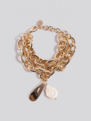 Mango smycke Caroline Bracelet guld