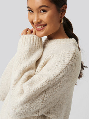 Mango Darya Sweater beige