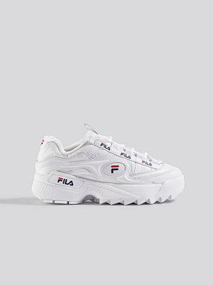 Fila D-Formation Wmn Sneaker vit