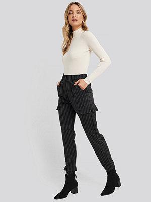 Sisters Point svarta byxor Nia Pants svart