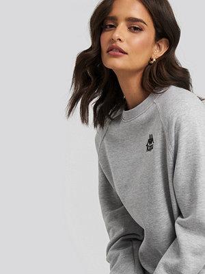 Kappa Waldo Sweater grå