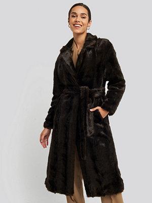 Mango Thyssen Coat brun
