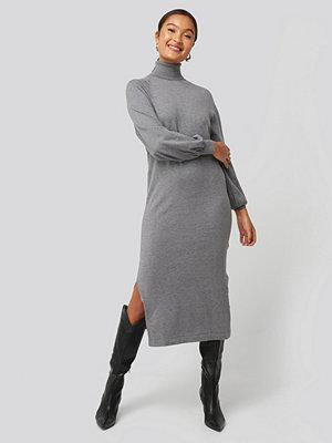 Mango Oolong Dress grå