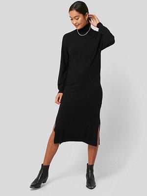 Mango Oolong Dress svart