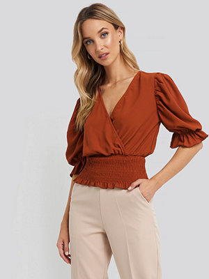 Sisters Point New Githa Blouse orange