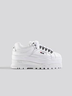 Sneakers & streetskor - Fila Trailblazer Wedge Wmn Sneaker vit