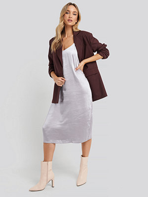 Dr. Denim Harmony Dress lila silver