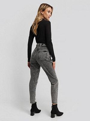 Dr. Denim Nora Jeans grå