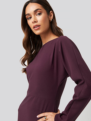 Trendyol Mini Basic Dress lila
