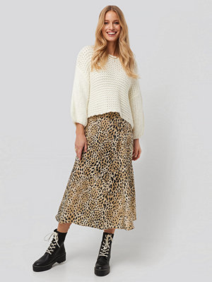 Mango Pardo Skirt multicolor