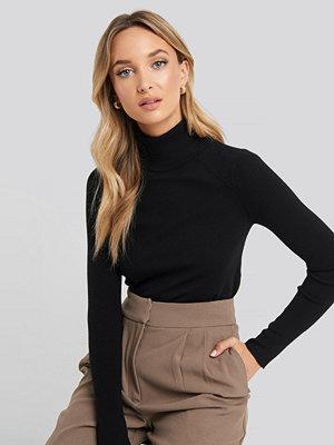 Tröjor - Mango Robbyt Sweater svart