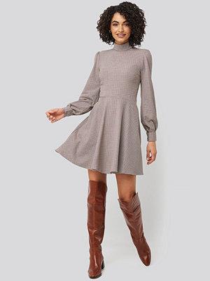 Trendyol Multi Colored Patterned Mini Dress multicolor