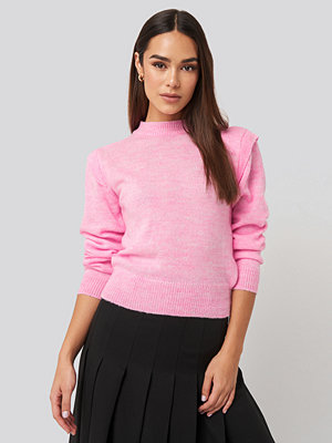 Trendyol Padded Sweater rosa