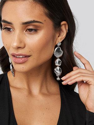 NA-KD by YOU smycke Denmark Earrings silver