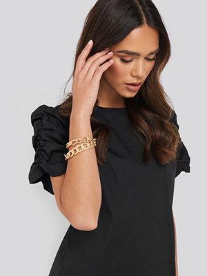 NA-KD Accessories smycke Double Pack Unalike Chain Bracelets guld