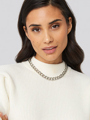 NA-KD by YOU smycke Belgium Necklace silver