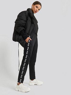 Fila svarta byxor Padma Cropped Pants svart