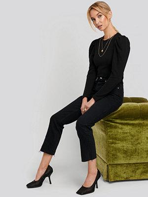 Mango Celia Jeans grå