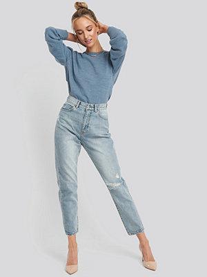 Dr. Denim Nora Jeans blå