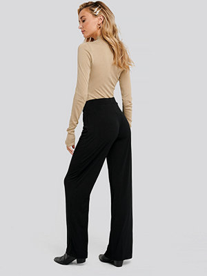 Sisters Point svarta byxor Gro Pants svart