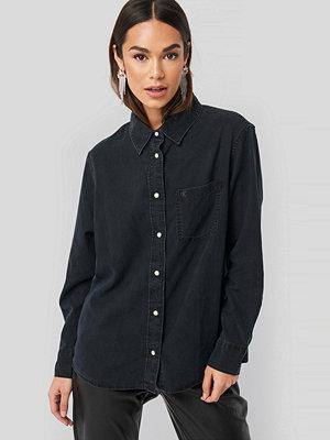 Calvin Klein Boy Shirt svart blå