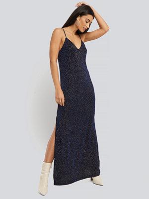 Mango Vestibri Dress blå
