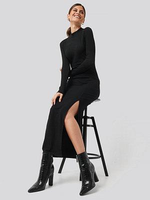 Sparkz Caitlin Long Dress svart