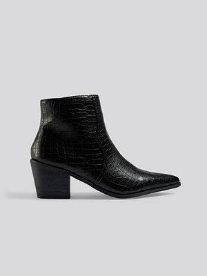 Pumps & klackskor - Raid Joyce Ankle Boots svart