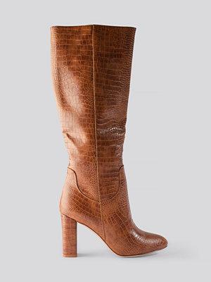 Pumps & klackskor - Raid Marion Long Boot brun