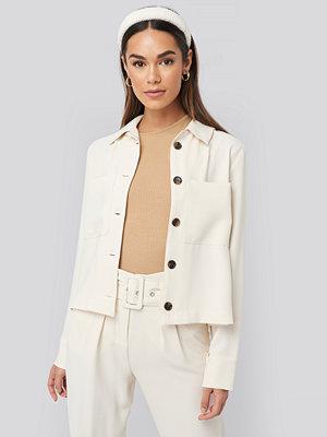 Rut & Circle Nina Cargo Jacket beige