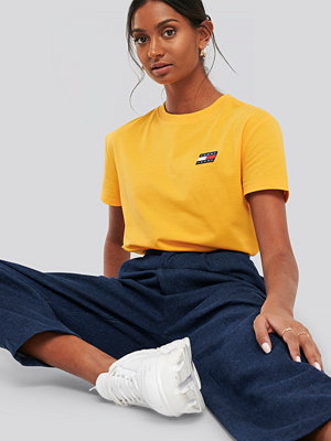 Tommy Jeans Tommy Jeans Badge Tee orange