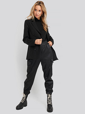 Sisters Point svarta byxor Mona Pants svart