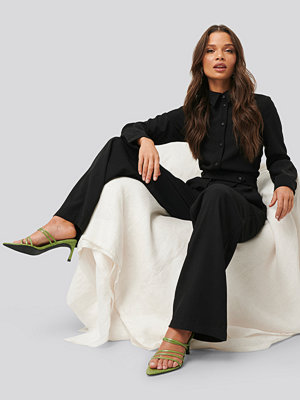 Jumpsuits & playsuits - NA-KD Classic Tailored Jumpsuit svart
