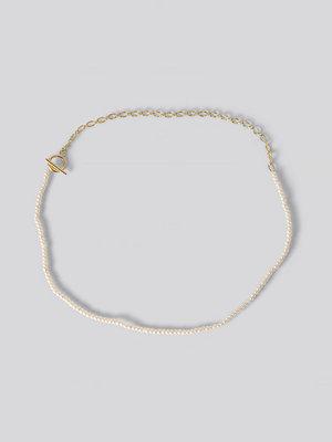 Mango smycke Marie Necklace guld