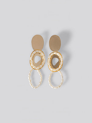Mango smycke Irina Earrings guld