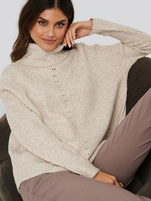 Mango Mario Sweater beige