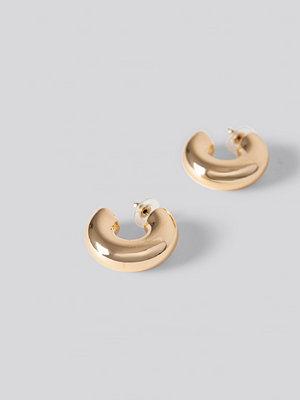 Mango smycke Anne Earrings guld