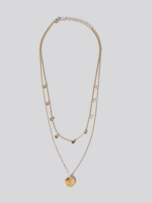 Mango smycke Noelle Necklace guld