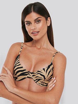NA-KD Swimwear Basic Bikini Cup Bra multicolor
