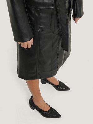 Pumps & klackskor - NA-KD Shoes Elastic Pumps svart