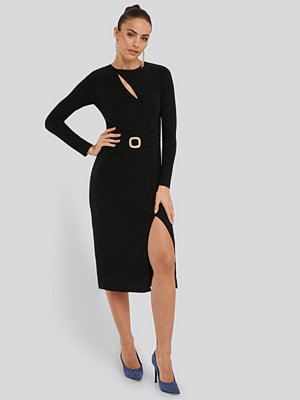 Trendyol Accessory Detail Dress svart