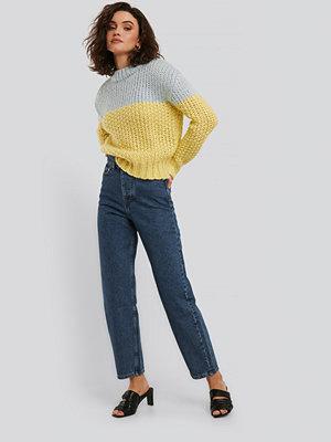 Beyyoglu Vintage Mom Jeans blå