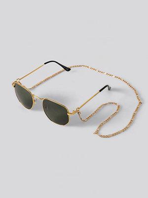 Solglasögon - NA-KD Accessories Solglasögon guld