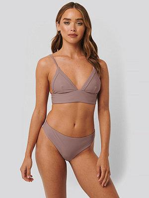 NA-KD Swimwear Bikiniunderdel lila