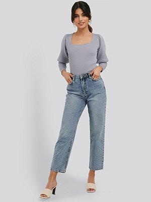 Trendyol Boyfriend-Jeans blå