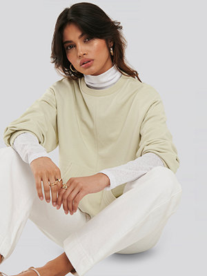 NA-KD Trend Sweatshirt grå